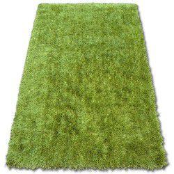 Shaggy lilou szőnyeg zöld