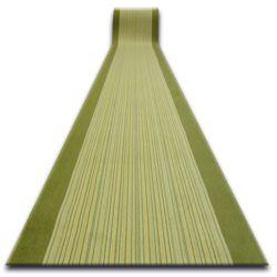 Csúszásgátló futó szőnyeg CARNABY zöld