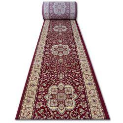 Heat-set futó szőnyeg ROYAL AGY 0521 bordó