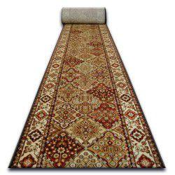 Standard futó szőnyeg BERGENIA terrakotta