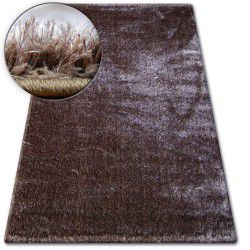 Shaggy szőnyeg verona barna