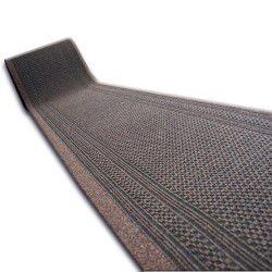 Lábtörlő AZTEC 83 sötét barna