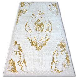 Akril beyazit szőnyeg 1800 C. Elefántcsont/Arany