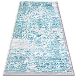 Akril beyazit szőnyeg 1794 Szürke/Kék