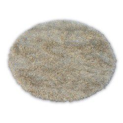 Love szőnyeg Shaggy kör minta 93600 bézs