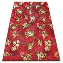 Wilcsillag szőnyegpadló szőnyeg 10 piros