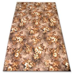 Wilcsillag szőnyegpadló barna