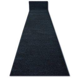 Sketch futó szőnyeg fekete - Sima Egyszerű