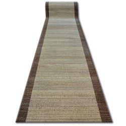 Bcf futó szőnyeg BASE 3945 CSÍKOK bézs CSÍKOK