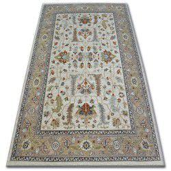 Argent szőnyeg - W7039 Virágok Krém / Bézs
