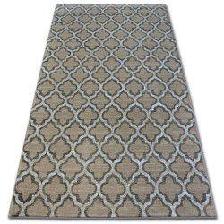 Argent szőnyeg - W4030 Lóhere Marokkói Trellis Bézs