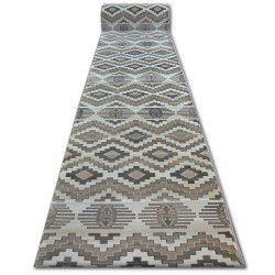 Argent futó szőnyeg - W4809 Rombusz Bézs