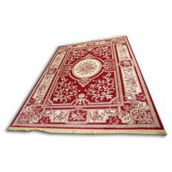 Kasmír szőnyeg minta 12868 piros