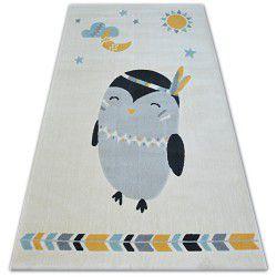 Pastel szőnyeg 18401/062 - PINGVIN krém