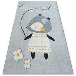 Pastel szőnyeg 18403/052 - EGÉR szürke