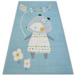 Pastel szőnyeg 18403/032 - EGÉR kék