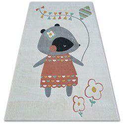 Pastel szőnyeg 18403/063 - EGÉR krém