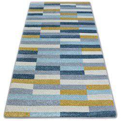 Nordic szőnyeg STOCKHOLM szürke/kék G4597