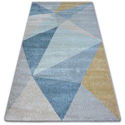 Nordic szőnyeg SOLID krém/kék G4576