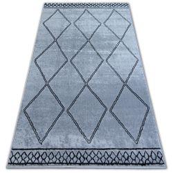Bcf szőnyeg BASE etno 3964 rombusz szürke/fekete
