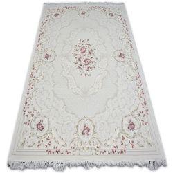 Akril mirada szőnyeg 0132 Krém/Pembe rojt