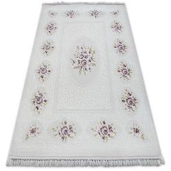 Akril mirada szőnyeg 5406 Ibolya ( Murdum ) rojt