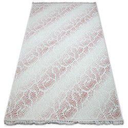 Akril mirada szőnyeg 0080 Rózsaszín ( Pembe ) rojt