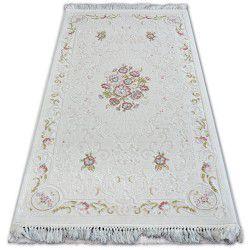 Akril mirada szőnyeg 0133 Krém ( Pembe ) rojt