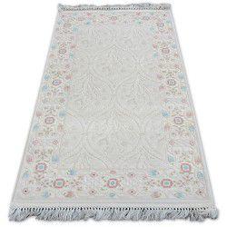 Akril mirada szőnyeg 0137 Krém ( Pembe ) rojt