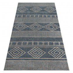 Soft szőnyeg 8040 azték boho szürke