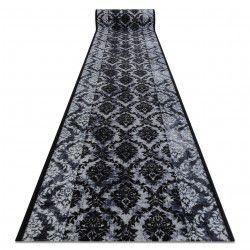 Csúszásgátló futó szőnyeg ROMANCE szürke