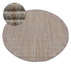Nature szőnyeg kör 90000 bézs SIZAL boho