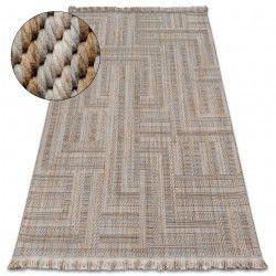 Nature szőnyeg SL150 bézs rojt SIZAL boho