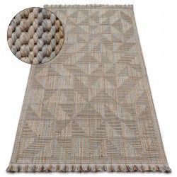 Nature szőnyeg SL160 bézs rojt SIZAL boho