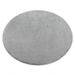 STAR szőnyeg kör ezüst