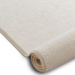 VELVET MICRO szőnyegpadló tejszínes 031