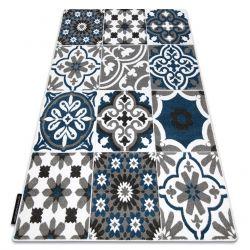 ALTER szőnyeg Porto Virágok kék