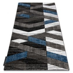 ALTER szőnyeg Bax csíkok kék