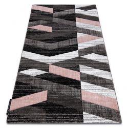 ALTER szőnyeg Bax csíkok rózsaszín