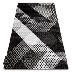 INTERO BALANCE 3D szőnyeg Pont szürke