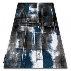 INTERO ART szőnyeg 3D Absztrakció kék