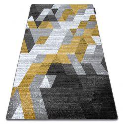 INTERO TECHNIC 3D szőnyeg gyémánt háromszögek arany