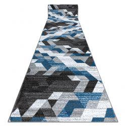 INTERO TECHNIC futószőnyeg gyémánt háromszögek kék