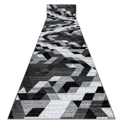 INTERO TECHNIC futószőnyeg gyémánt háromszögek szürke