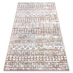 szőnyeg RETRO HE187 bézs / fehér Vintage