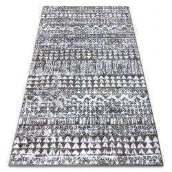 szőnyeg RETRO HE187 szürke / krém Vintage