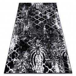 szőnyeg RETRO HE190 fekete / krém Vintage