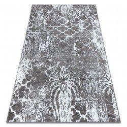 szőnyeg RETRO HE190 szürke / krém Vintage