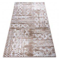 szőnyeg RETRO HE191 bézs / fehér Vintage