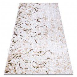 Akril DIZAYN szőnyeg 123 bézs / zöld